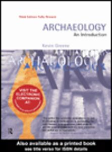 Ebook in inglese Archaeology Greene, Kevin