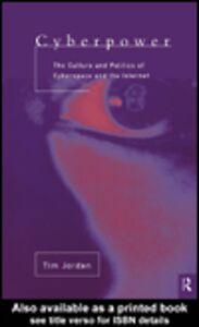 Ebook in inglese Cyberpower Jordan, Tim