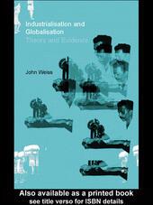Industrialization and Globalization