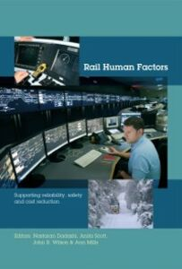 Ebook in inglese Rail Human Factors -, -
