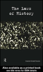 Foto Cover di The Laws of History, Ebook inglese di Graeme Donald Snooks, edito da