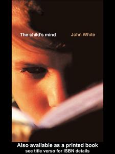 Ebook in inglese The Child's Mind White, John