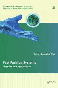 Ebook in inglese Fast Fashion Systems -, -