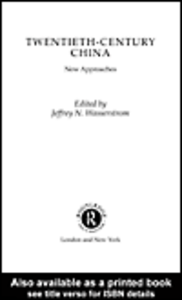 Ebook in inglese Twentieth-Century China