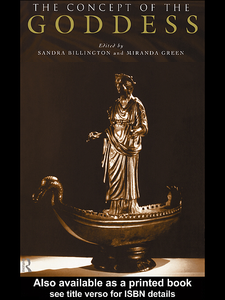 Ebook in inglese The Concept of the Goddess