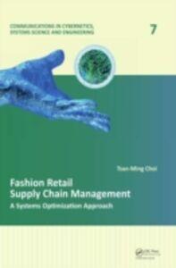 Ebook in inglese Fashion Retail Supply Chain Management Choi, Tsan-Ming