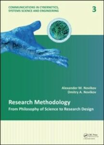Ebook in inglese Research Methodology Novikov, Alexander M. , Novikov, Dmitry A.