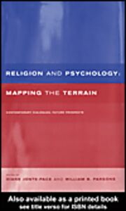 Ebook in inglese Religion and Psychology Jonte-Pace, Diane , Parsons, William B.