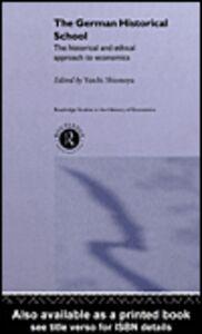 Ebook in inglese The German Historical School