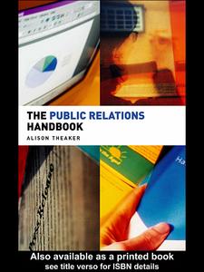 Ebook in inglese The Public Relations Handbook Theaker, Alison