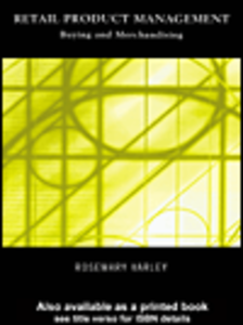 Ebook in inglese Retail Product Management Varley, Rosemary