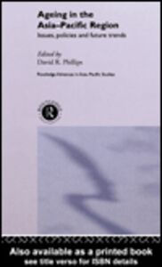 Ebook in inglese Ageing in the Asia-Pacific Region