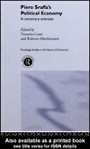 Ebook in inglese Piero Sraffa's Political Economy