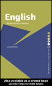 Foto Cover di English, Ebook inglese di Gerald Nelson, edito da
