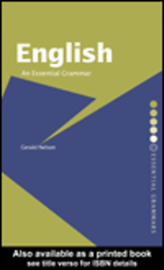 Ebook in inglese English Nelson, Gerald