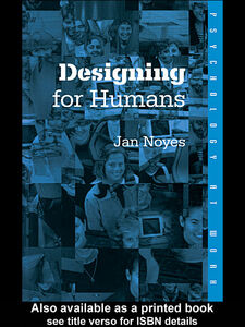Ebook in inglese Designing for Humans Noyes, Jan
