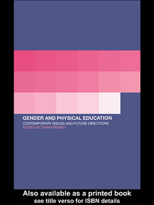 Ebook in inglese Gender and Physical Education