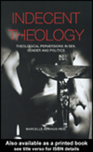 Ebook in inglese Indecent Theology Althaus-Reid, Marcella
