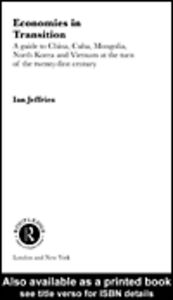 Ebook in inglese Economies in Transition Jeffries, Ian