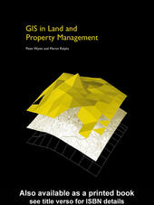 GIS in Land and Property Management