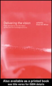 Ebook in inglese Delivering the Vision