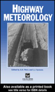 Ebook in inglese Highway Meteorology