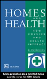 Ebook in inglese Homes and Health Ineichen, Bernard