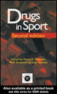 Foto Cover di Drugs in Sport, Ebook inglese di D. Mottram, edito da