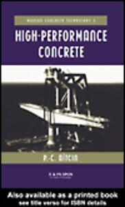 Ebook in inglese High Performance Concrete Aitcin, P-C.
