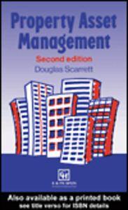 Ebook in inglese Property Asset Management Scarrett, D.