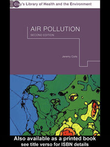 Ebook in inglese Air Pollution Colls, Jeremy