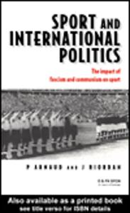 Ebook in inglese Sport and International Politics