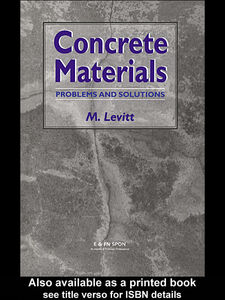 Ebook in inglese Concrete Materials Levitt, M.