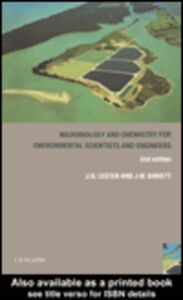 Foto Cover di Microbiology and Chemistry for Environmental Scientists and Engineers, Ebook inglese di Jason Birkett,John Lester, edito da
