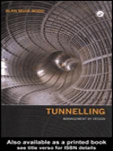Ebook in inglese Tunnelling Wood, Sir Alan Muir
