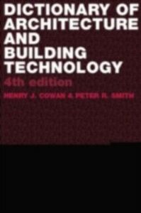 Ebook in inglese Dictionary of Architectural and Building Technology