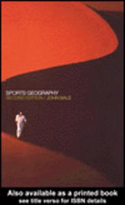 Ebook in inglese Sports Geography Bale, John