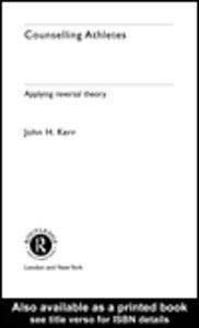 Foto Cover di Counselling Athletes, Ebook inglese di John Kerr, edito da
