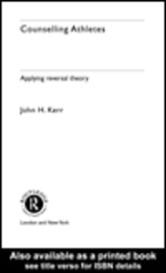 Ebook in inglese Counselling Athletes Kerr, John