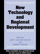 New Technology and Regional Development
