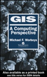 Ebook in inglese GIS Worboys, M. F.