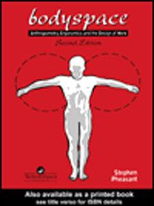 Ebook in inglese Bodyspace Pheasant, Stephen