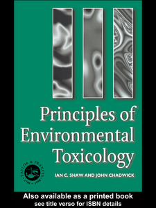 Ebook in inglese Principles of Environmental Toxicology Chadwick, J , Shaw, I C
