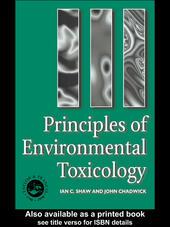 Principles of Environmental Toxicology