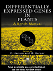 Ebook in inglese Differentially Expressed Genes In Plants Hansen, Axel Kornerup