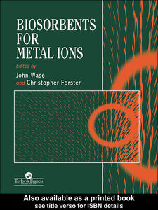 Ebook in inglese Biosorbents For Metal Ions