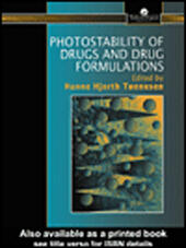 Photostability Of Drugs And Drug Formulations