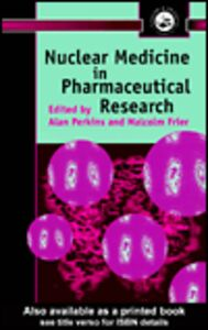 Ebook in inglese Nuclear Medicine in Pharmaceutical Research