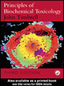 Ebook in inglese Principles of Biochemical Toxicology, 3rd Edition Timbrell, John
