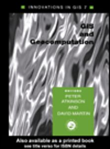 Ebook in inglese GIS and Geocomputation